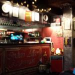 Cashier's area of Indian Affair Restaurant