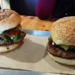 PPP Burger Foto