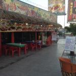 Rositas sits at the north end of the Malecon.