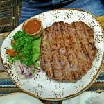 Блюдо Чевапчичи, колбаска из двух видов мяса))
