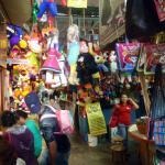 Benito Juarez Market (Mercado de Benito Juarez) Foto