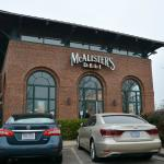 Not one of the Better McAlister's