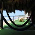 Lyoban Beach Hostel Foto
