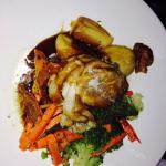 Sunday roast - what a meal - only $20