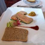 Foie gras Monbazillac