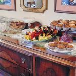Buffet Daily Breakfast