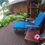 Bungalow front deck