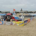 Activites pour les enfants sur la plage