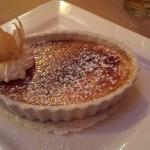Pure perfection creme brullee.