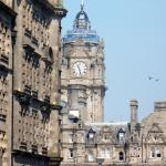 Architecture from Royal Mile
