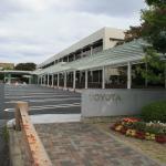 Exterior of Toyota Kaikan museum