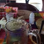 Los tequilas y mezcales dan un toque tradicional