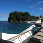Private transfer boat from Manila.
