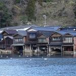 舟屋の風景1