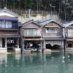 舟屋の風景3
