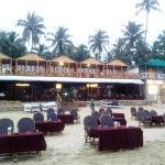 Neptune Point Beach Cafe - Palolem Beach