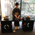 tea ceremony :D
