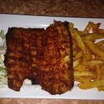 BBQ Gajjar Fish