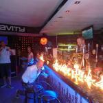 Gravity Bar , Playa Blanca