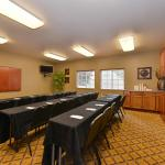 Meeting Room that seats up to 30 comfortably