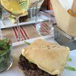 Le hamburger sans cesse renouvelé!
