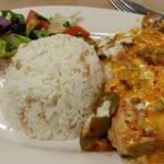 Salmon Turkish-Style