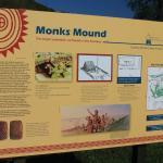 Monk's mound sign