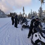 Terrible Snowmobile Adventure
