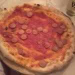 pizza gigante per bambini