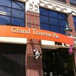Grand Traverse Pie Company's Park Street Location in Traverse City
