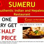 Foto de Sumeru Authentic Indian Restaurant