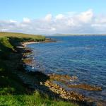 Good weather - from Deerness area