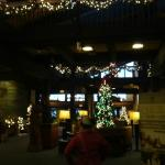 Lodge Christmas Decorations