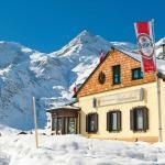 Valeriehaus im Winter