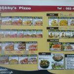 Bobby's Pizza Satun