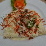 Lunch at the Bella Muzica Restaurant - decent Mexican food!?!