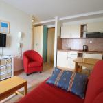 Standard seaside apartment