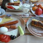 Bulgarian breakfast
