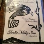 Double Musky menu