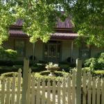 Erindale Bed and Breakfast during the Summer