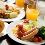 【朝食】洋食例(バイキング)