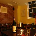 Fine Foods - Locanda del Melo Dining Room