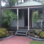 Villa Front Porch