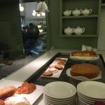 Good croissants and cakes
