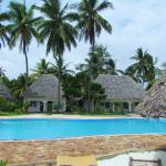 bungalow fronte piscina