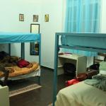 8 beds female dorm