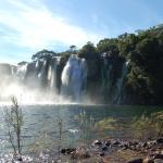 Waterfall Ahlfed noel kempf park
