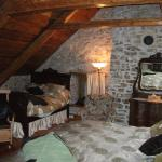 La chambre Cloutier, un lit King et un lit double