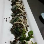 Warabi Sushi Roll