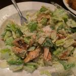 Chicken salad. Typical.